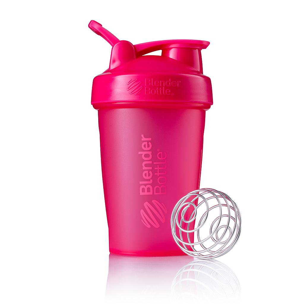 Vaso Shaker Blender Bottle 20oz Fucsia